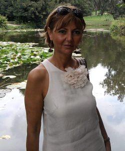 La Prof.ssa Maria Grazia Coccia