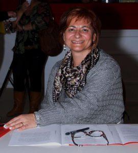 La prof. Carmela Giacometti